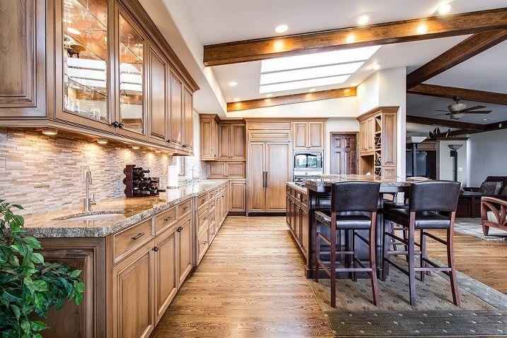 best finish for maple hardwood floors