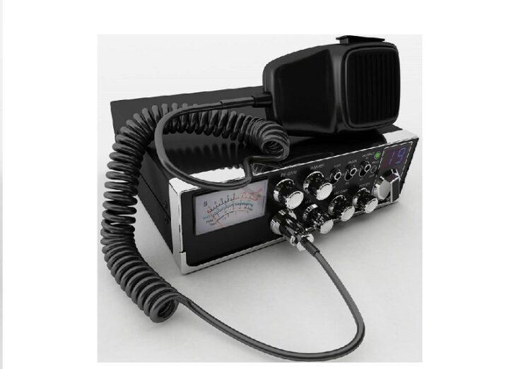 cb ham radio combo