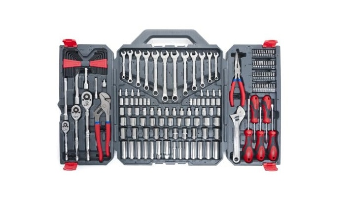 crescent tool set replacement case