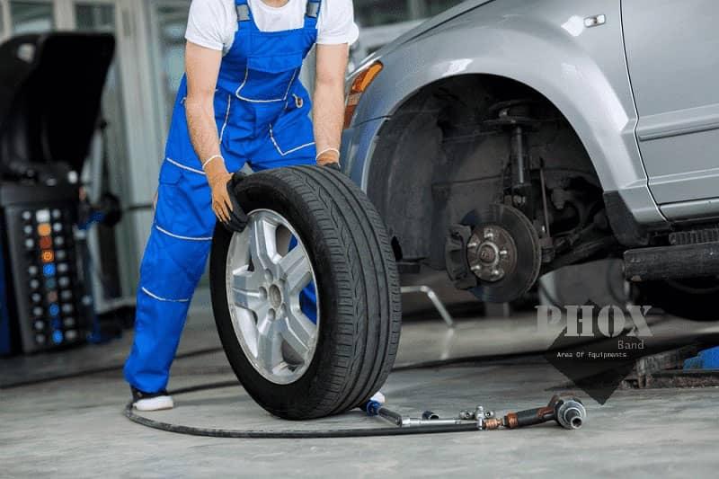 tire change kit