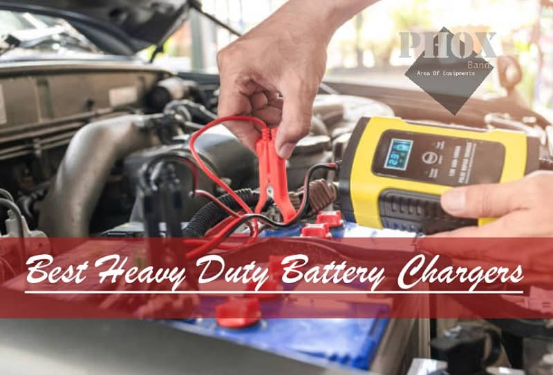 best car battery charger and jump starter