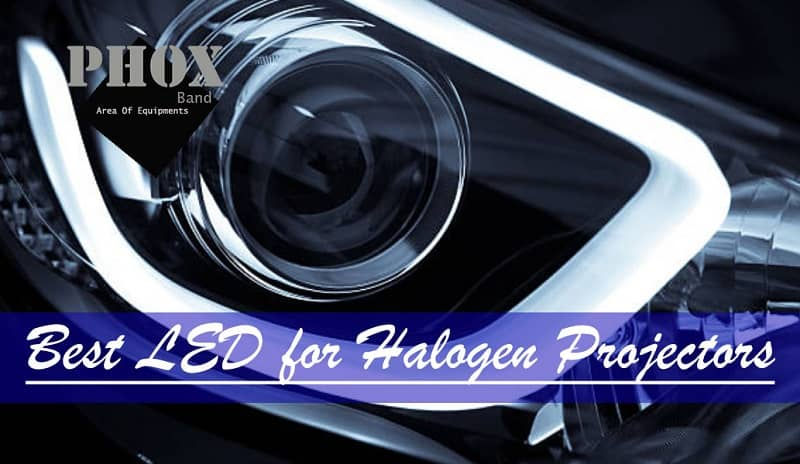 led projector headlights for cars